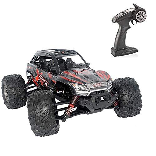 WLKQ 1:16 RC Coche Teledirigido Vehículo, RC Car, Alta Velocidad Off-Road,Rock Crawler,Vehículo...