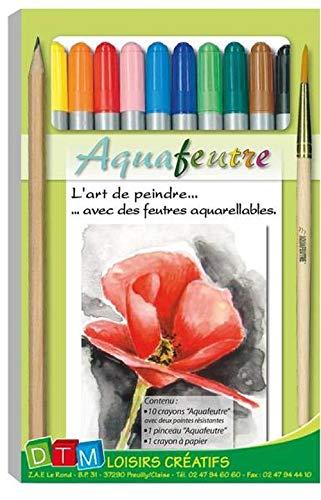 MTD Aquafeutre Aquarelle feutres
