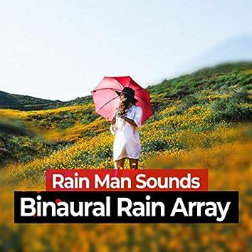 Binaural Rain Array