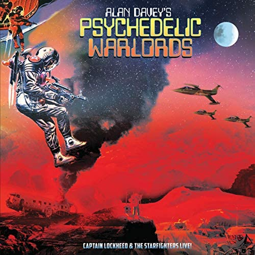 Alan Davey & The Psychedelic Warlords