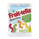 Fruittella Bruko Frizz Caramelle Gommose Frizzanti, Gusto Frutti Assortiti con Succo di Fr...