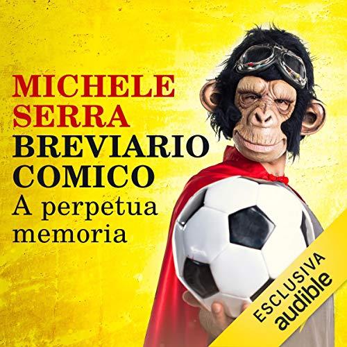 Breviario comico copertina