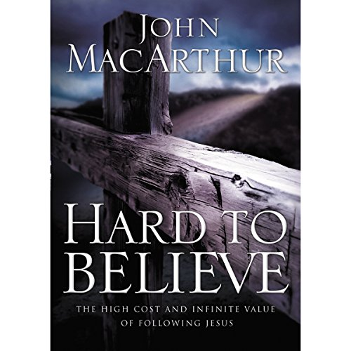 Hard to Believe audiobook cover art