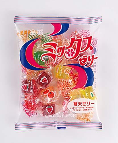 金城製菓 ミックスゼリー 215g ×10袋
