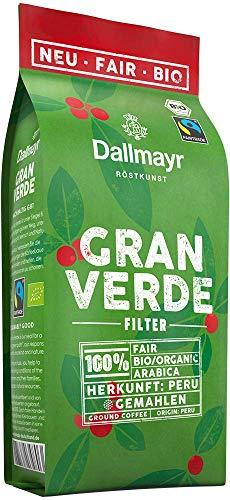 Dallmayr Gran Verde gemahlen, Bio, 220 g