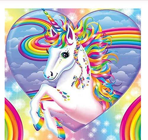 Rainbow licornes Valise Cover peau protecteur Multicolore