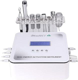 Acumen Schimatle Galvanic Eye, Electroporation, Facial RF, Microdermabrasion head, Oxygen Spray gun, Cooling Freeze machine