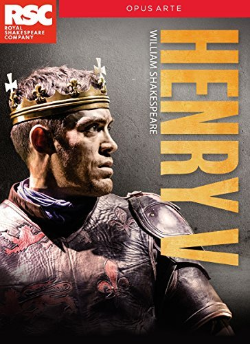 Henry V [Alex Hassell; Jane Lapotaire; Sarah Parks; Royal Shakespeare Company] [OPUS ARTE: DVD] by Alex Hassell