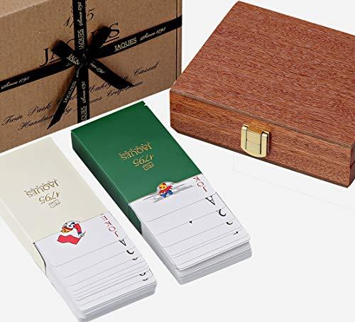 Preisvergleich Produktbild Twin Pack Karten Mahagoni Cased