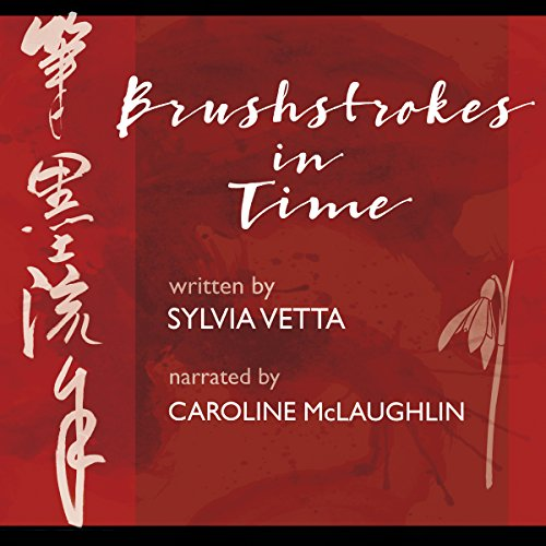 Brushstrokes in Time audiobook cover art