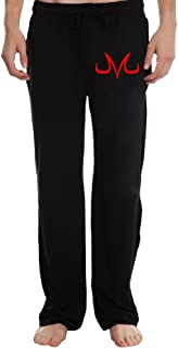 Mercy Dragon Ball Z Majin Men's Running Pants Black