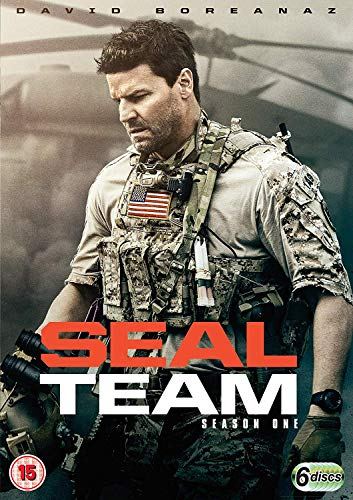 DVD3 - SEAL Team: Season 1 (3 DVD)