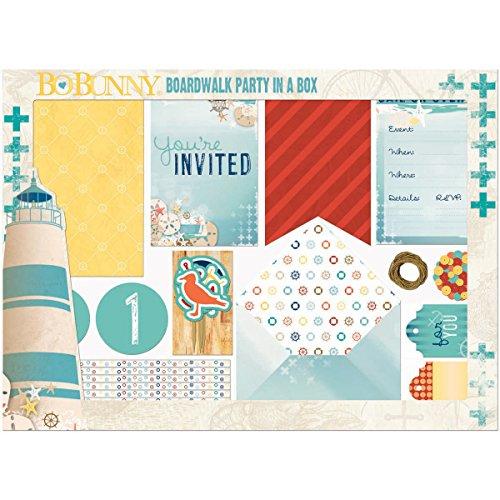 Bo Bunny Papier Promenade Party in a Box