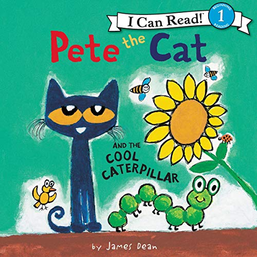 Pete the Cat and the Cool Caterpillar cover art