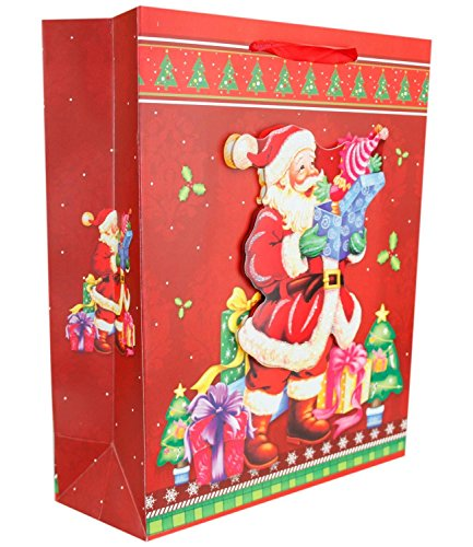 True Face 12 Pack 3D Christmas Gift Boxe FD901 Small