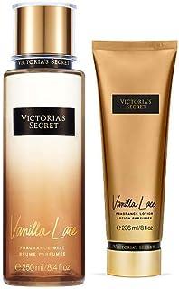 Victoria's Secret Vanilla Lace Mist with Lotion pack