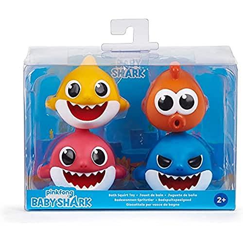 Wowwee- Bath Squirter Toy Squalk-Giocattolo, Multicolore, 61078