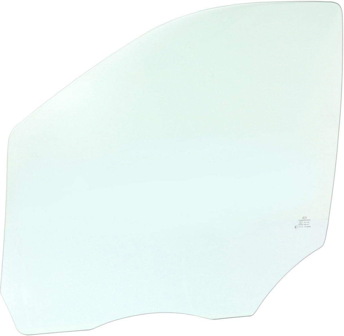 New お見舞い Door Glass Front Driver セール特価 Left Side LH For F-1 Truck F150 Hand