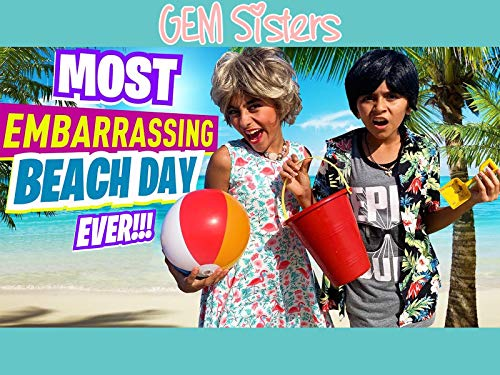 Most Embarrassing Beach Day Ever!
