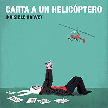 Carta a un helicóptero