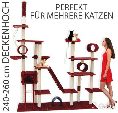 Eyepower XXL Kratzbaum - 2