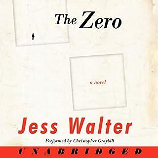 The Zero audiobook cover art