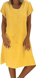 Vestidos De Fiesta para Bodas Talla Grandes Vestidos Playa Mujer Vestidos Casuales Vestido Midi Vestido Verano Vestidos Mujer Vestido