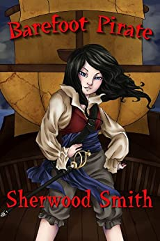 Barefoot Pirate by [Sherwood Smith]