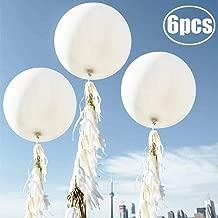 Best jumbo white balloons Reviews
