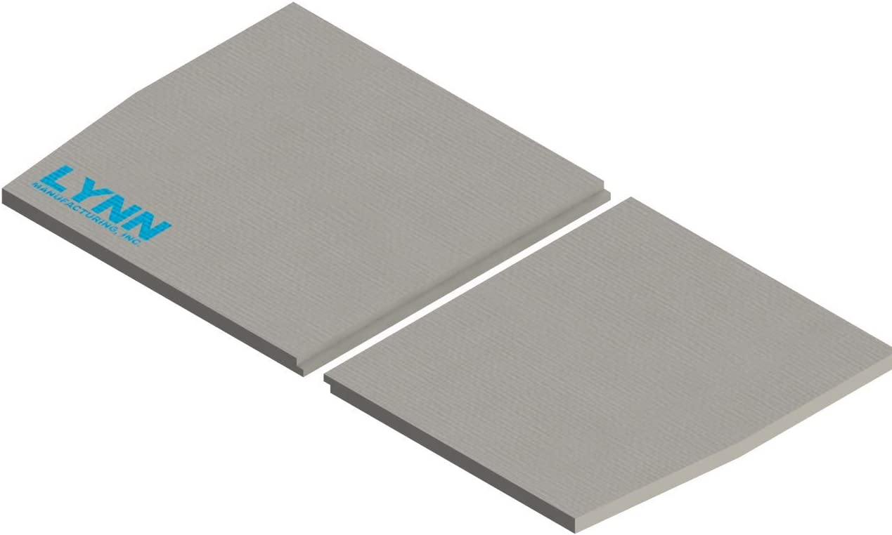 Lynn Manufacturing Elegant Replacement Hearthstone Baffle Board High quality new Homeste