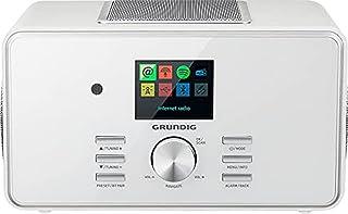 "Grundig GIR1080 DTR 6000 X All-In-One"" radio, wit, wit"