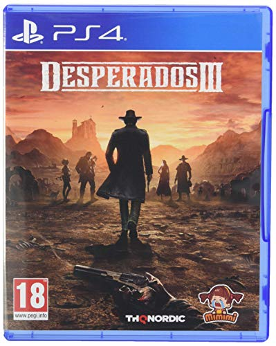Desperados 3 (Playstation 4) [PEGI-AT]