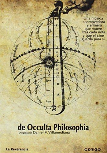 De oculta Philosophia - La Reverencia - Daniel V. Villamediana