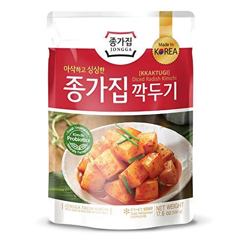 Chonnga Cut Radish Kimchi 500g