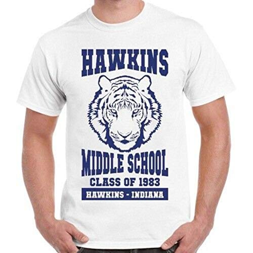 kanyeah Hawkins Middle Scholl Class of 1983 Stranger Things