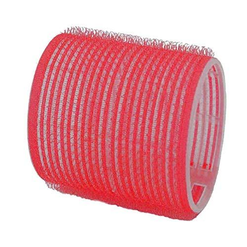 Comair Haftwickler Jumbo 70 mm rot 6er Pack Kabinettpackung Langes Haar