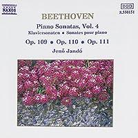 Piano Sonatas 30-32 by BEETHOVEN (1994-02-15)