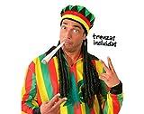 Juguetes Fantasia - Gorra jamaicano