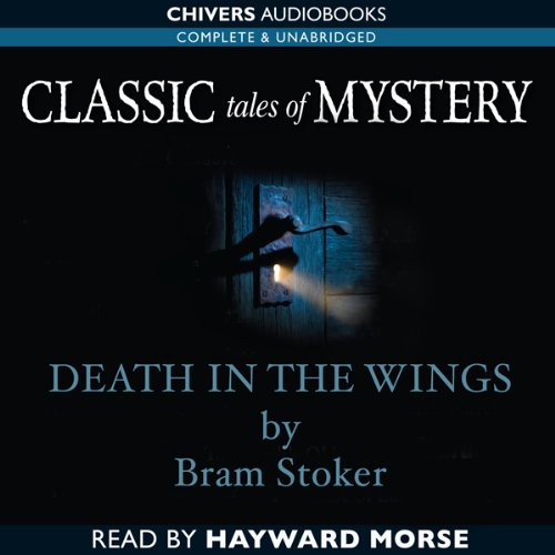 Classic Tales of Mystery: Death in the Wings copertina