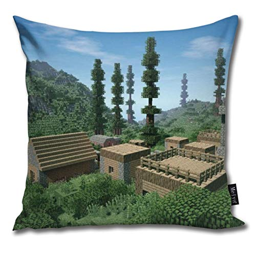 Pants Hats Mi-Necraft 39 Pattern Pillow-Home Decor Pillow Cover Bedroom Decorative Cushion Case For Living Sofas Square Pillow