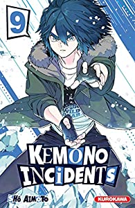 Kemono Incidents Edition simple Tome 9