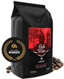 Café de Loja AWARD-WINNING Specialty Coffee Beans Medium/Dark Roast (2 Lbs Bag) - 6398ft. High...