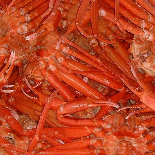 訳あり 鳥取県境港産 ボイル紅ずわいがに A級品・B級品混合セット (7〜10枚・約3kg)