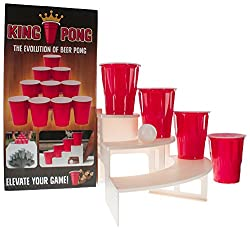 15+ Awesome Beer Pong Tables, Racks, and Accessories 7