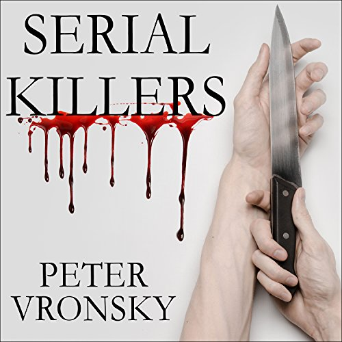 Serial Killers audiobook cover art