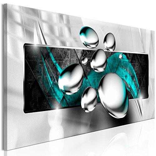 murando Cuadro en Lienzo Efecto 3D 150x50 cm 1 Parte Impresión en Material Tejido no Tejido Impresión Artística Imagen Gráfica Decoracion de Pared Abstracto a-A-0354-b-C