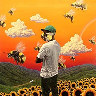 BY ultimate poster Album Cover Poster Tyler, The Creator: Flower BOY 12x18