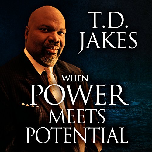 When Power Meets Potential audiobook cover art