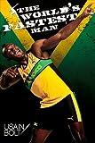 Usain Bolt Poster Schnellster Mann (61x 91,5cm)