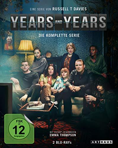 Years & Years - Die komplette Serie [Blu-ray]